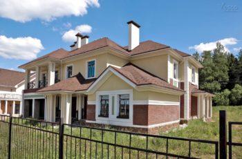 Эдем в поселке Русская деревня