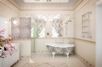Дизайн-проект дома в поселке Панино
