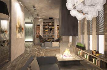 Дизайн-проект дома в Шульгино