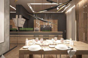 Дизайн-проект дома Vesconti