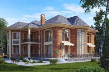 Проект дома В Конаково