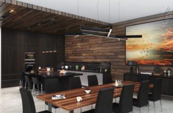 Дизайн-проект дома в Аносино
