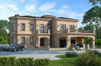 Проект «Римини» для строительства резиденции в КП Ренессанс Парк