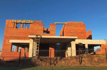 Строительство дома в КП Новорижский