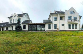 Реконструкция дома в КП Золотой Город