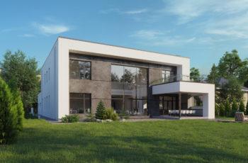 Проектирование индивидуального дома, КП Серебряная подкова